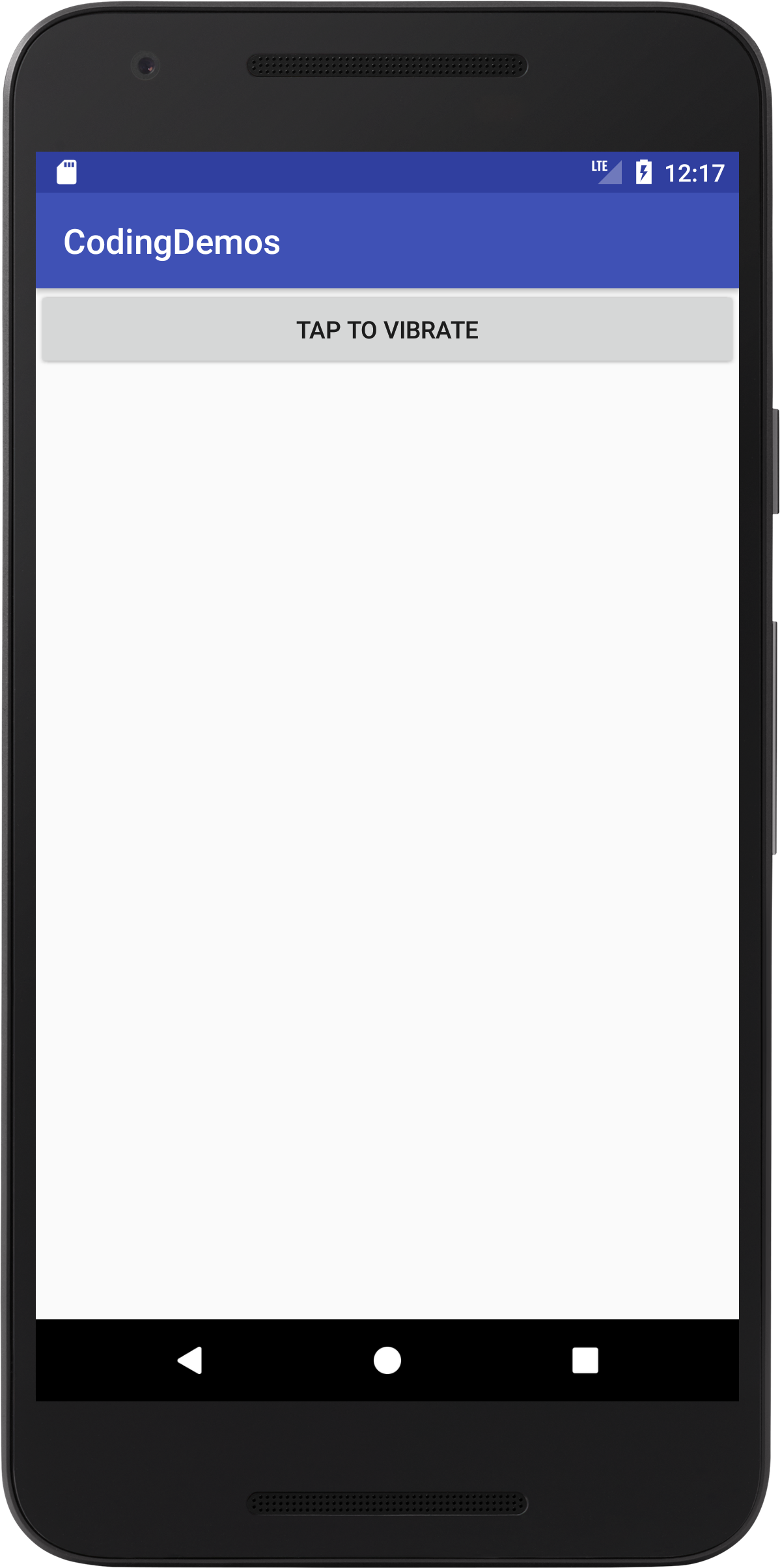 CodingDemos - Android Beginner Tutorials